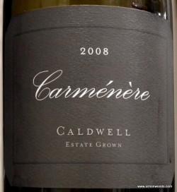 Caldwell Carmenere