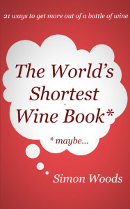 Cover Med Res 187x300 The Worlds Shortest Wine Book: 21 ways to get more out of a bottle of wine