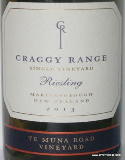 Craggy RR-001