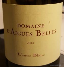 Aigue Belles White-001