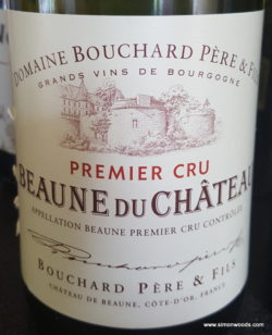 Bouchard Beaune Blanc