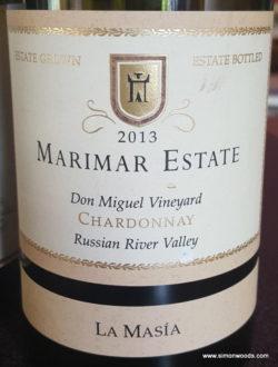 Marimar Masia Chard