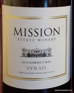Mission Syrah
