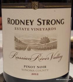 Rodney Strong PN
